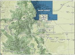 colorado front range map colorado state publications library things to do in colorado s