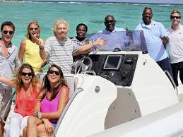 Obama Necker Island Segregation Sunshine And Clad Staff What We Learned From