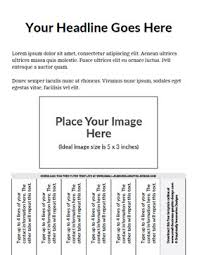 free printable flyers where to get them