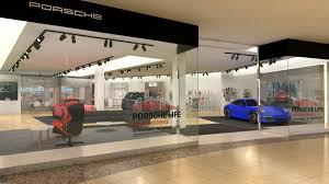 porsche garage art preview pop up porsche shop to open at bluewater car dealer magazine