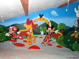 chambre enfant mickey dessin chambre d enfant 5 chambre mickey et ses amis chambre