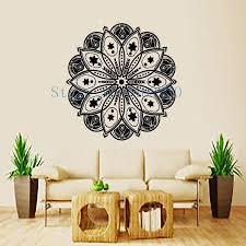 Om Wall Decal Mandala Vinyl by Online Get Cheap Hamsa Wall Stickers Aliexpress Com Alibaba Group