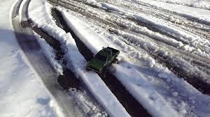 toyota na toyota na sněhu p2 youtube