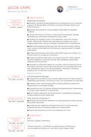 marketing coordinator resume berathen com