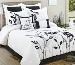 Black And White Zebra Curtains For Bedroom Bedroom Distintive Black And White Bedding Set In Zebra Theme