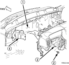 hidden bolt for dash removal 2000 grand cherokee limited
