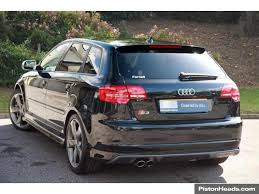audi a3 s tronic for sale used 2012 audi a3 s3 quattro black edition 5dr s tronic
