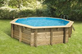 piscine petite taille piscine hors sol acier métal ou bois vacances arts guides