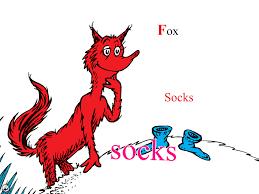 image fox in socks jpg dr seuss wiki fandom powered by wikia
