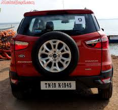 nissan terrano vs renault duster ford ecosport versus renault duster specs pics details price
