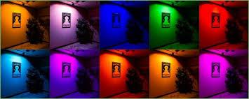 color changing flood light bulb 10w led flood light rgb electro gadgets