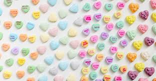 valentines day heart candy the best s day conversation heart candies popsugar food