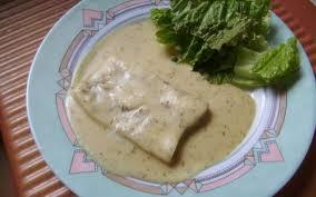 cuisiner filet de colin recette filet de colin au court bouillon pas chère et express