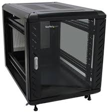 Server Rack Cabinet Startech 12u 315cm Knock Down Server Rack Cabinet Rk1236bkf