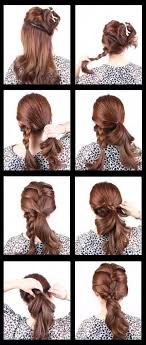hair steila simpl is pakistan latest easy party hairstyle 2017