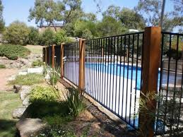 Fence Ideas For Backyard by Best 20 Outdoor Fencing Ideas On Pinterest Garden Fence Paint