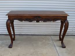 Antique Console Table Vintage Table Sofa Fascinating Vintage Sofa Table Design Antique