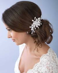 bridal hair clip wedding hair pins combs