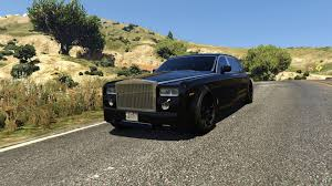 rose gold rolls royce rolls royce phantom ewb gta5 mods com