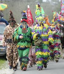 traditional mardi gras costumes mardi gras country style style costumes chasing