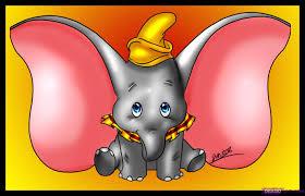 animated circus elephant