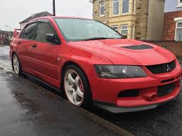 mitsubishi evo 2016 lancer evo ix gt rare model modified track and road car 400bhp