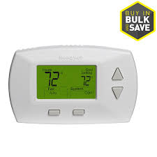 shop non programmable thermostats at lowes com