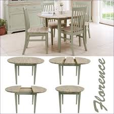 kitchen room round table chairs set solid wood dining table