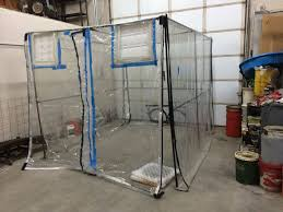 spray paint booth the homemade spray booth friend or foe