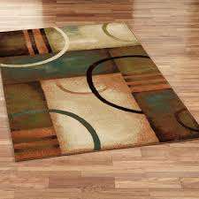 Rug Brown Contemporary Rugs Touch Of Class