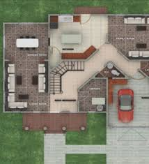 New American House Plans And New American Designs At - American homes designs