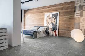 funky bedroom design decor with quartz stone tile collection from