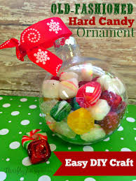 fashioned ornament easy diy craft project