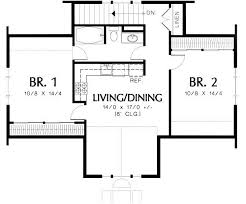 house plan with guest house unique guest house floor plans 2 bedroom new home plans design