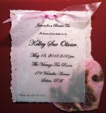 invitation paper invitation made with handmade paper createncraft