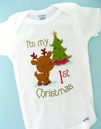 baby u0027s first christmas onesie who can i buy this for my