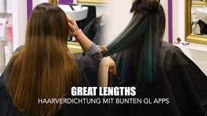 greath lengths haarverdichtung by great lengths gl apps salon haarsträhne