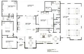 single story house plans with 2 master suites big a frame house plans decohome
