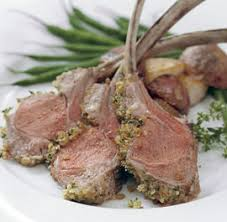 herb crusted rack of lamb finecooking