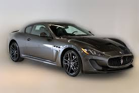 maserati sports car 2016 2016 maserati granturismo mc coupe maserati of alberta