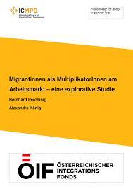 moralische anspr che migrantinnen als multiplikatorinnen am arbeitsmarkt eine