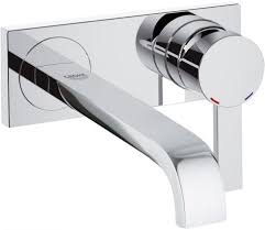 bronze widespread bathroom faucet bathrooms design grohe allure modern sinks and faucets bathrooms