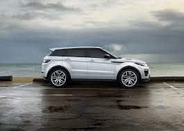 dark silver range rover range rover evoque 2016 sweeps in with fresh wardrobe by car