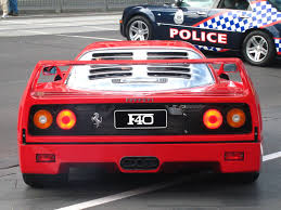 80s ferrari ferrari f40 photos and videos of best cars ever simplyeighties com