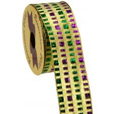 decorative ribbon mardigrasoutlet