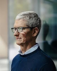 apple u0027s tim cook on donald trump the homepod and the legacy of