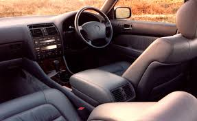 lexus ls400 interior lexus ls saloon review 1990 2000 parkers