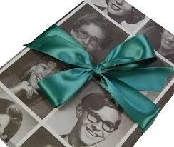 birthday yearbook 50th birthday gift idea