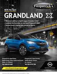 opel suv 2017 the new opel grandland x at fitzpatricks fitzpatricks garages