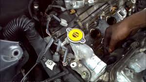2000 lexus es300 knock sensor location u0026 repair youtube